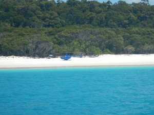 Ways to travel to Whitehaven Beach