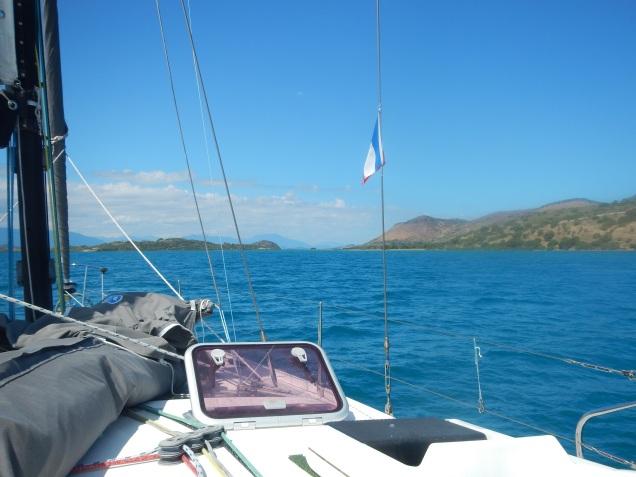 St Vincent's Bay Approach