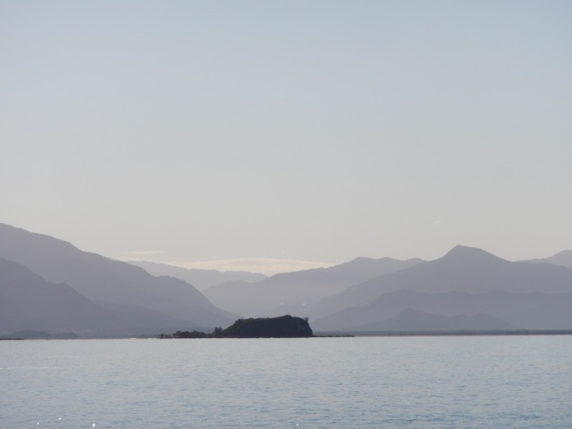 Dawn in St Vincent's Bay