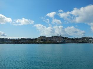 Approach to CNC yacht club