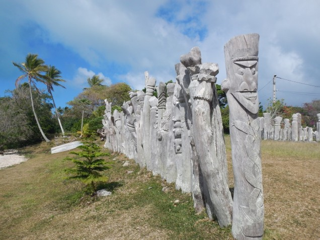 Cemetery Carvings
