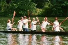 Sunbury boat race