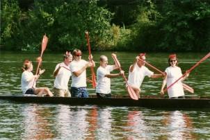 Sunbury boat race