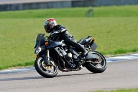 Mad motorbiker