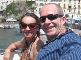 Pauline and Tim