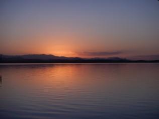 Sunrise Ouano Bay