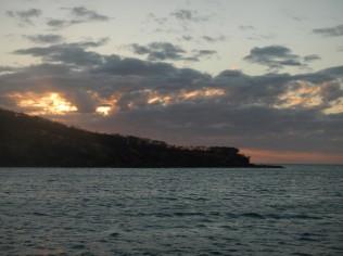 Puen Sunset
