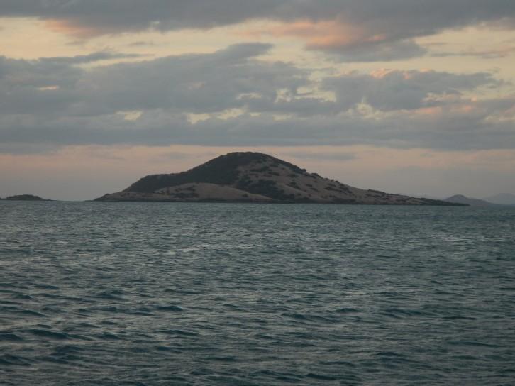 Testard Island from Puen