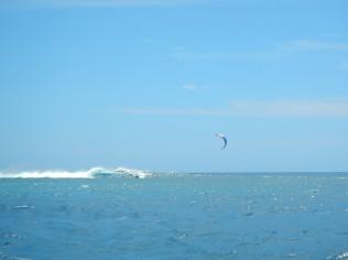 St Vincent's Left Kiting