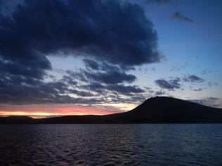 Moustique Bay Sunset