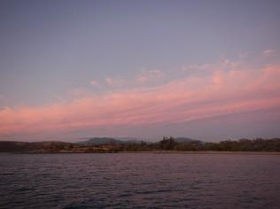 Uitoe Sunset