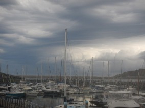 Southerly storm brewing