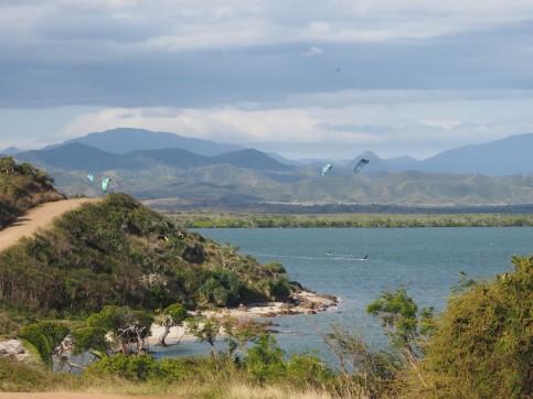 Kiting bay