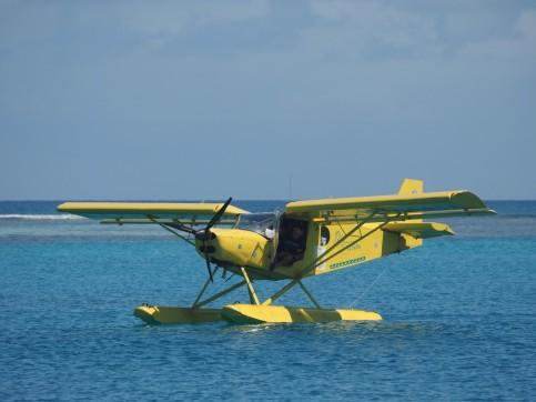 Guy's seaplane
