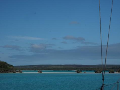 Gadji outer anchorage