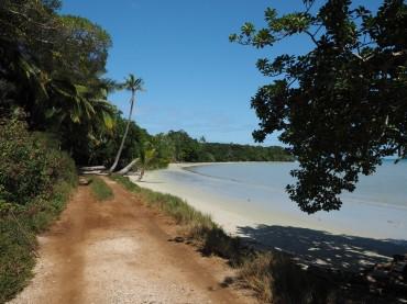Gadji village beach