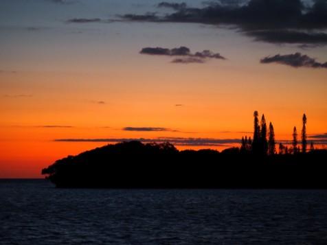 Gadji sunset