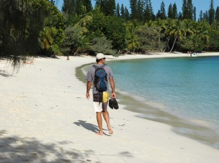 Kanumera beach