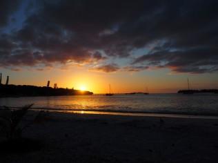Kuto sunset