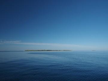 Lagoon islands