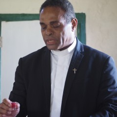Charismatic preacher
